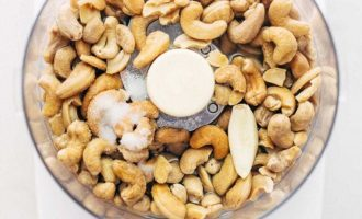 Ореховый соус — рецепт в домашних условиях